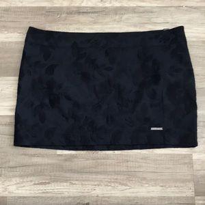 Abercrombie & Fitch Skirts - Abercrombie & Fitch Navy Mini Skirt Sz 2 NWT